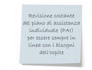 Piano di assistenza individuale